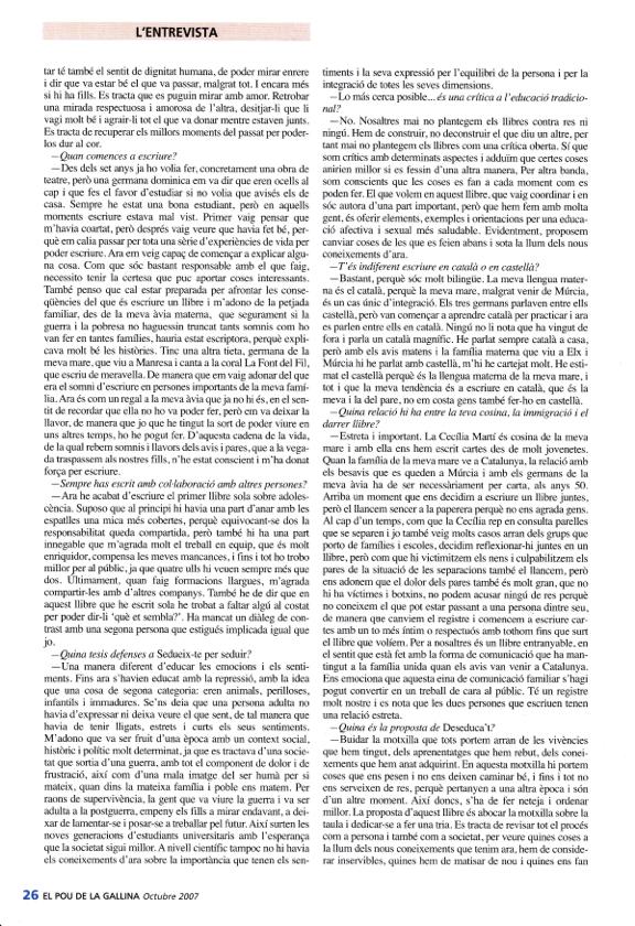 El Pou de la Gallina - 225, 2007 3