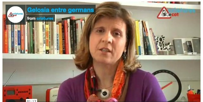 ARA TV Gelosia entre germans eva bach