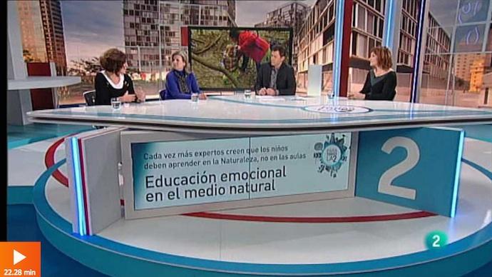 Educació emocional en el medi natural