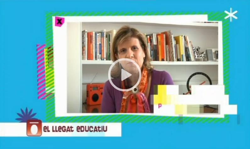 Eva Bach El llegat educatiu activitats extraescolars