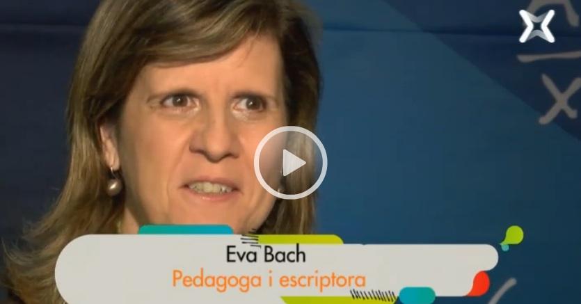 Eva Bach el llenguatge