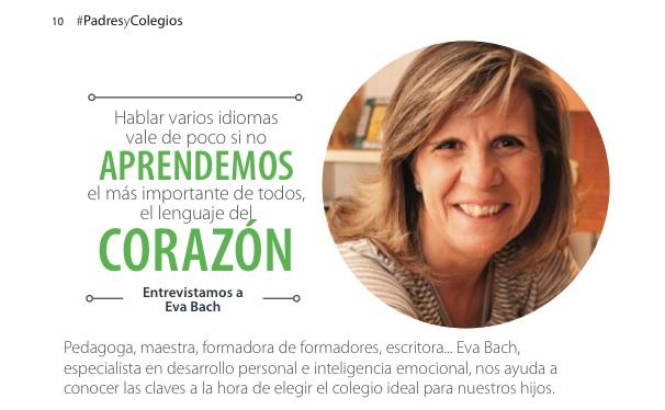 Sapos y Princesas Entrevista Eva Bach