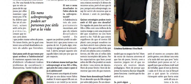 Va d'Educacio 11 (entrevista febrer 2012) Eva Bach