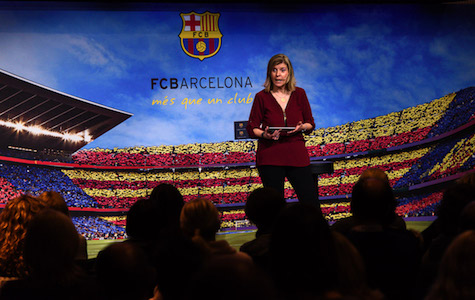 Eva Bach Conferència Masia 360 Barça