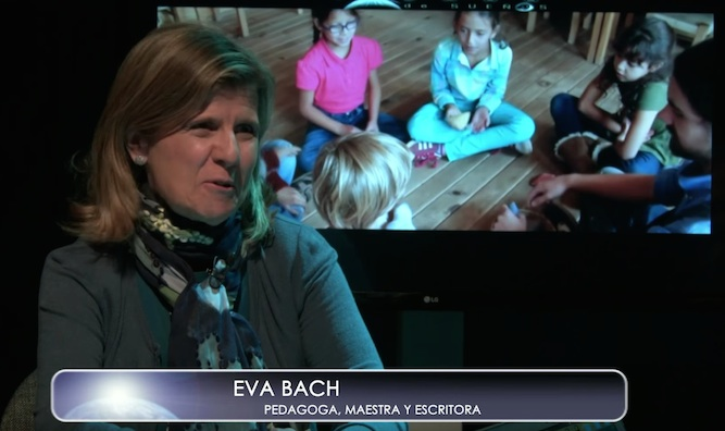 Eva Bach 25TV tierra de sueños entrevista